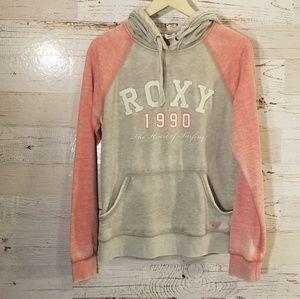 Roxy graphic hooded sweatshirt